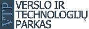 """VšĮ """"Verslo ir technologijų parkas"""" Logo"""